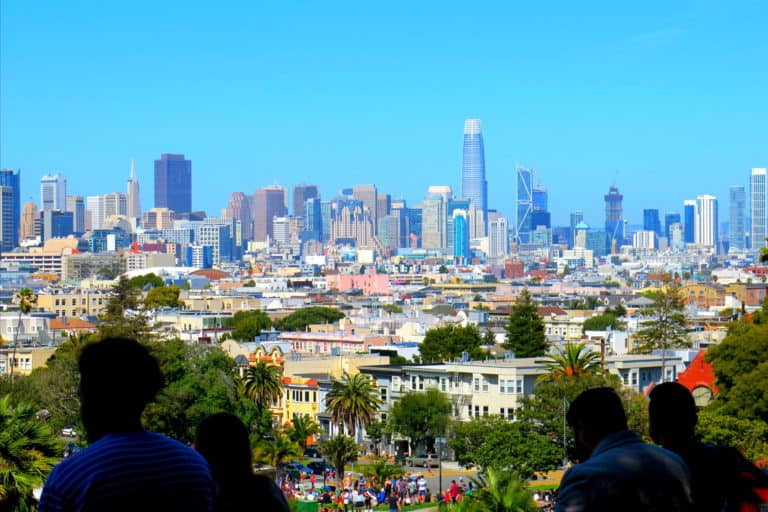 The 13 Best Views in San Francisco 14