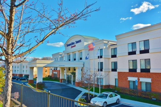 SpringHill Suites Alexandria Washington DC Hotels