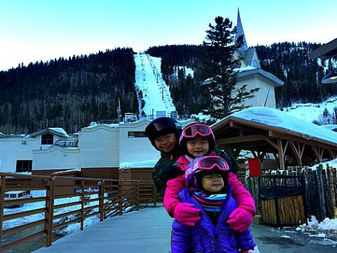 Ski School: Learning to Ski as an Adult at Taos Ski Valley