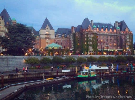 Vancouver-Victoria-Empress-Trekaroo