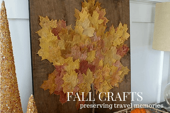 fall crafts to do with your kids this autumn