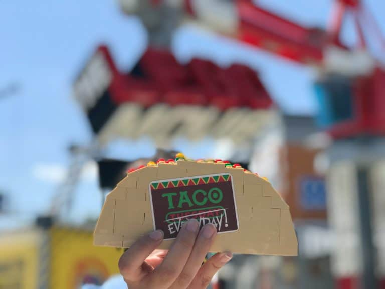 LEGOLAND Florida Guide: Tacos Everyday