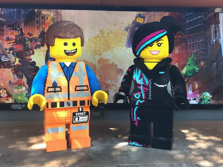 LEGOLAND Florida Guide: LEGO Movie characters