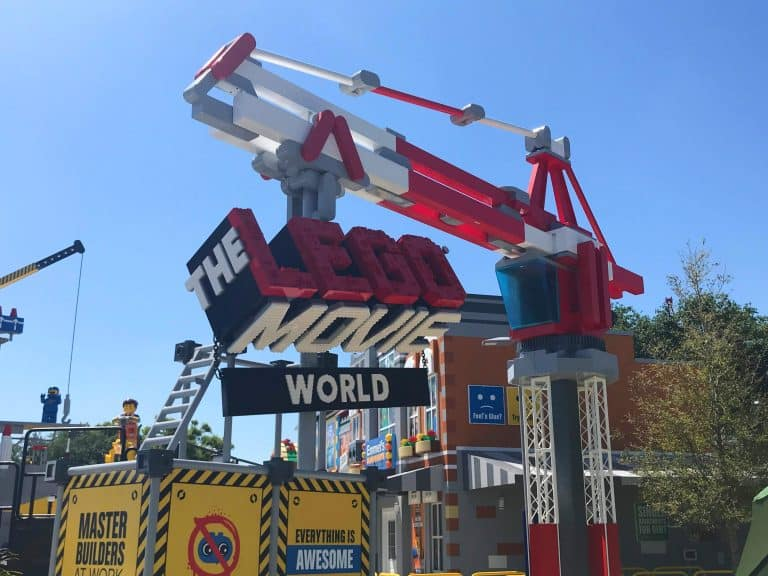 LEGOLAND Florida Guide: The LEGO Movie World