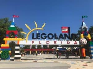 LEGOLAND Florida Guide: Entrance