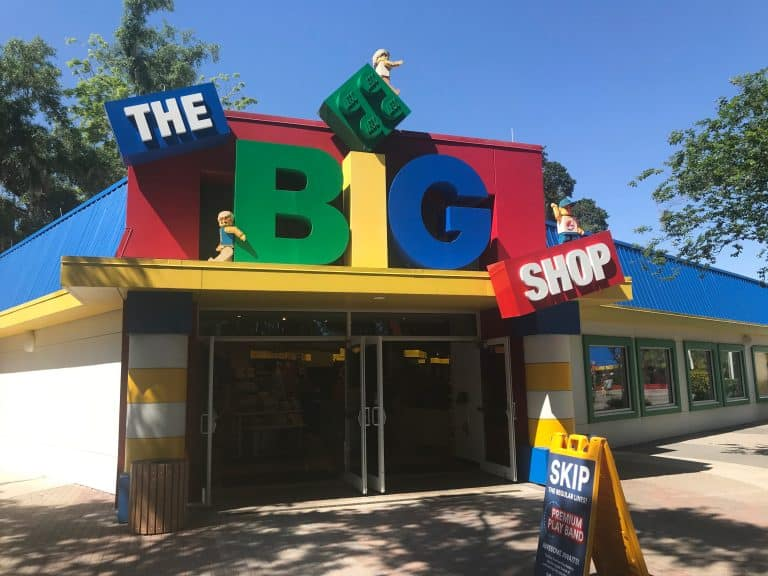 LEGOLAND Florida Guide: Shopping