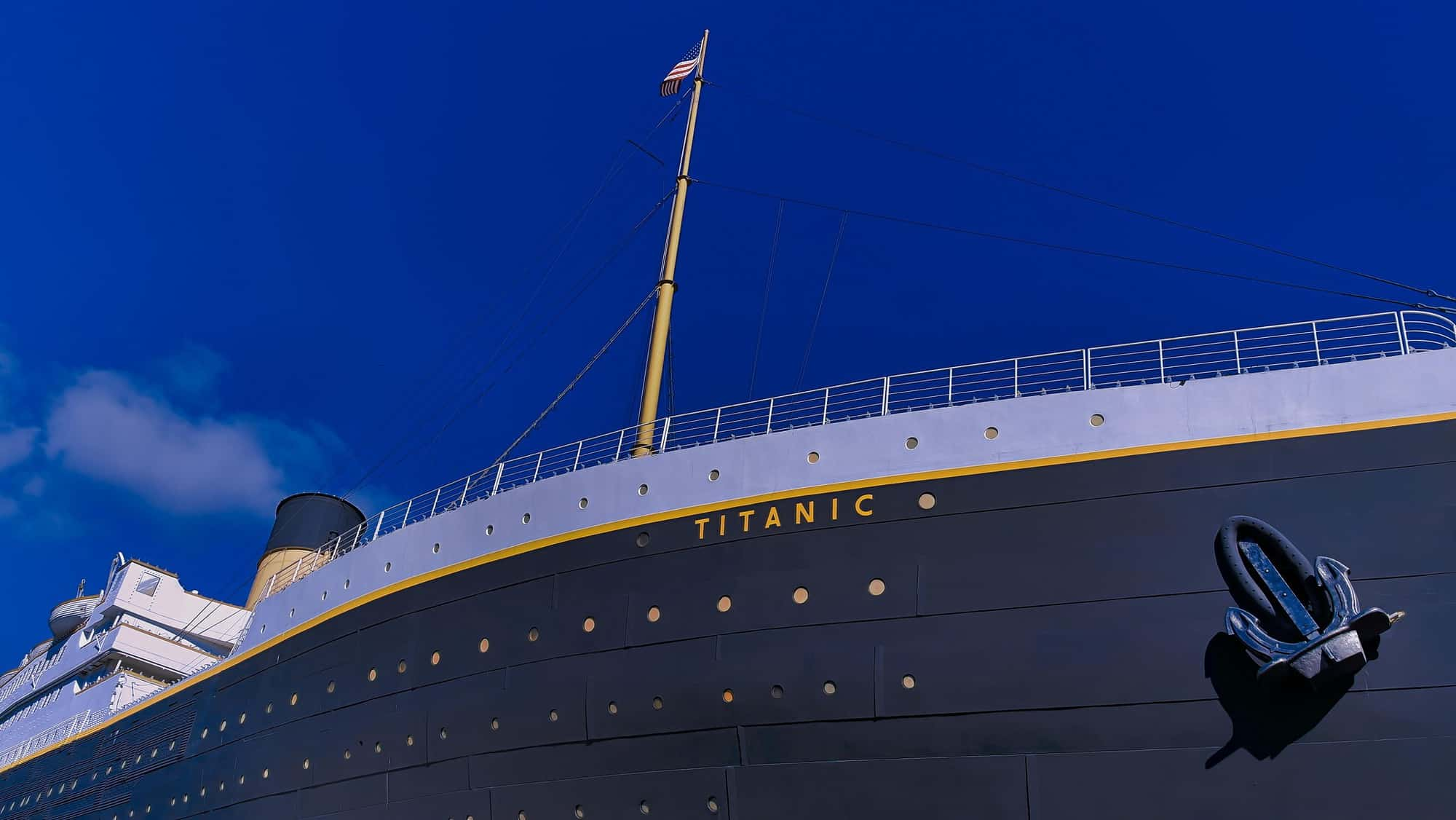 Things to Do in Branson, MO - Titanic Museum