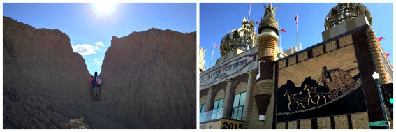 Badlands Corn Palace