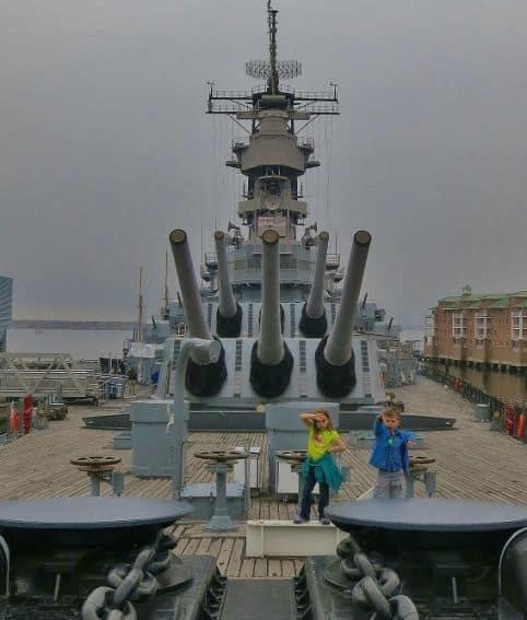 Battleship Wisconsin Norfolk