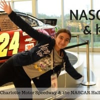 NASCAR & kids