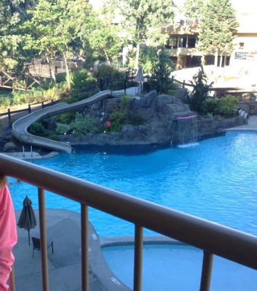 Family-friendly Spokane RedLion_Pool