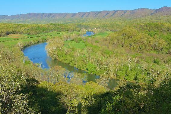 Shenandoah River State Park River