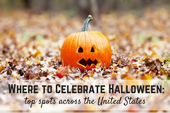 top spots to celebrate halloween in the united states - Where To Celebrate Halloween