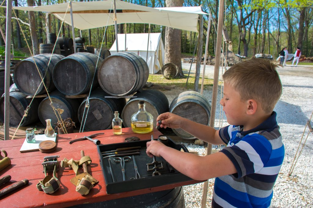 What to Do in Williamsburg VA with Kids American Revolution Museum at Yorktown