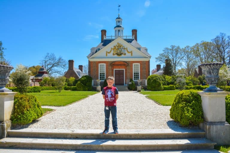 what to do in Williamsburg Virginia