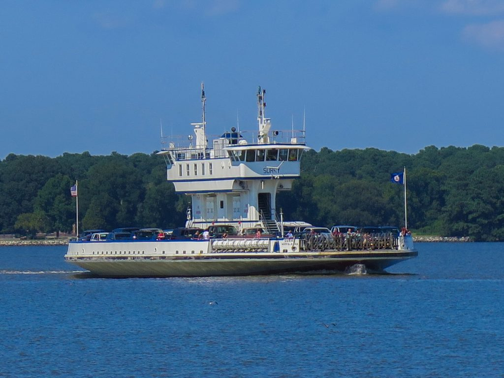 James River Ferry