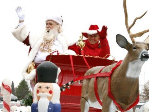 Santa Claus, Indiana Christmas- 7 Fun Things to Do