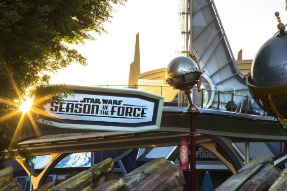 Get the inside scoop on your family's visit to Disneyland's The Season of the Force, the Star Wars event taking place this holiday season at the Disneyland Resort
