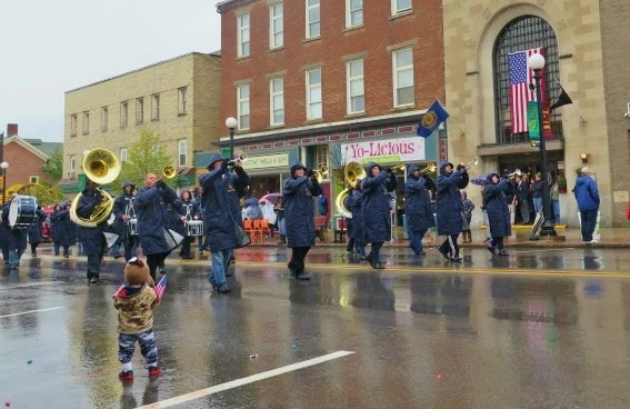 things to do in pennsylvania in the fall: Autumn Leaf Festival Parade Clarion