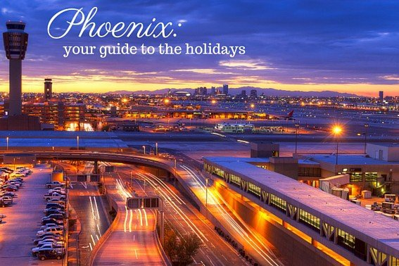 Explore Family Activities for Holidays and Christmas in Phoenix