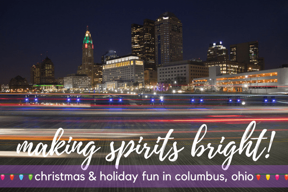holidays and christmas fun in columbus