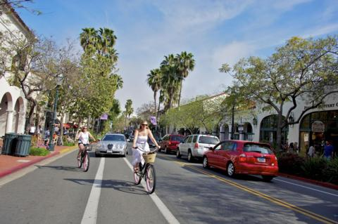 santa barbara downtown state street