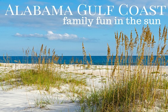 Alabama Gulf Shore with Kids