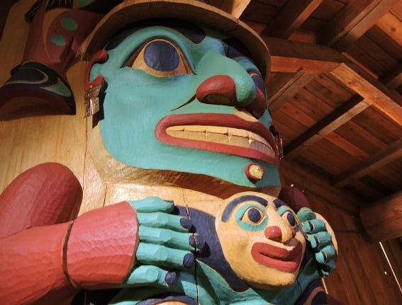 Alaska Native Heritage Center Anchorage what is there to do in Anchorage