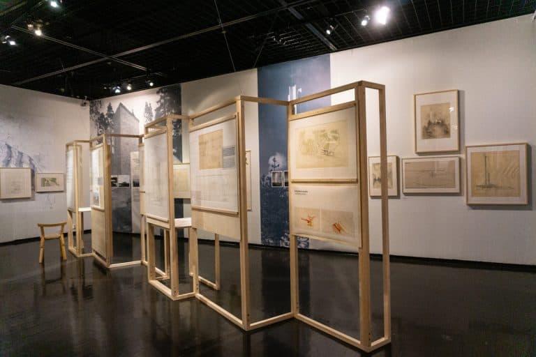 Architecture Museum in Helsinki
