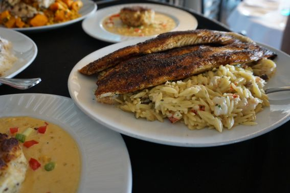 Fort lauderdale exploring fishing the intracoastal for Blue moon fish company menu