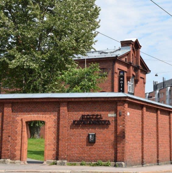 Prison Hotel Helsinki