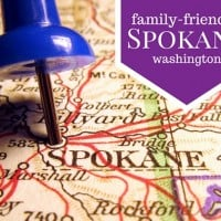 Family-friendly Fun in Spokane, WA