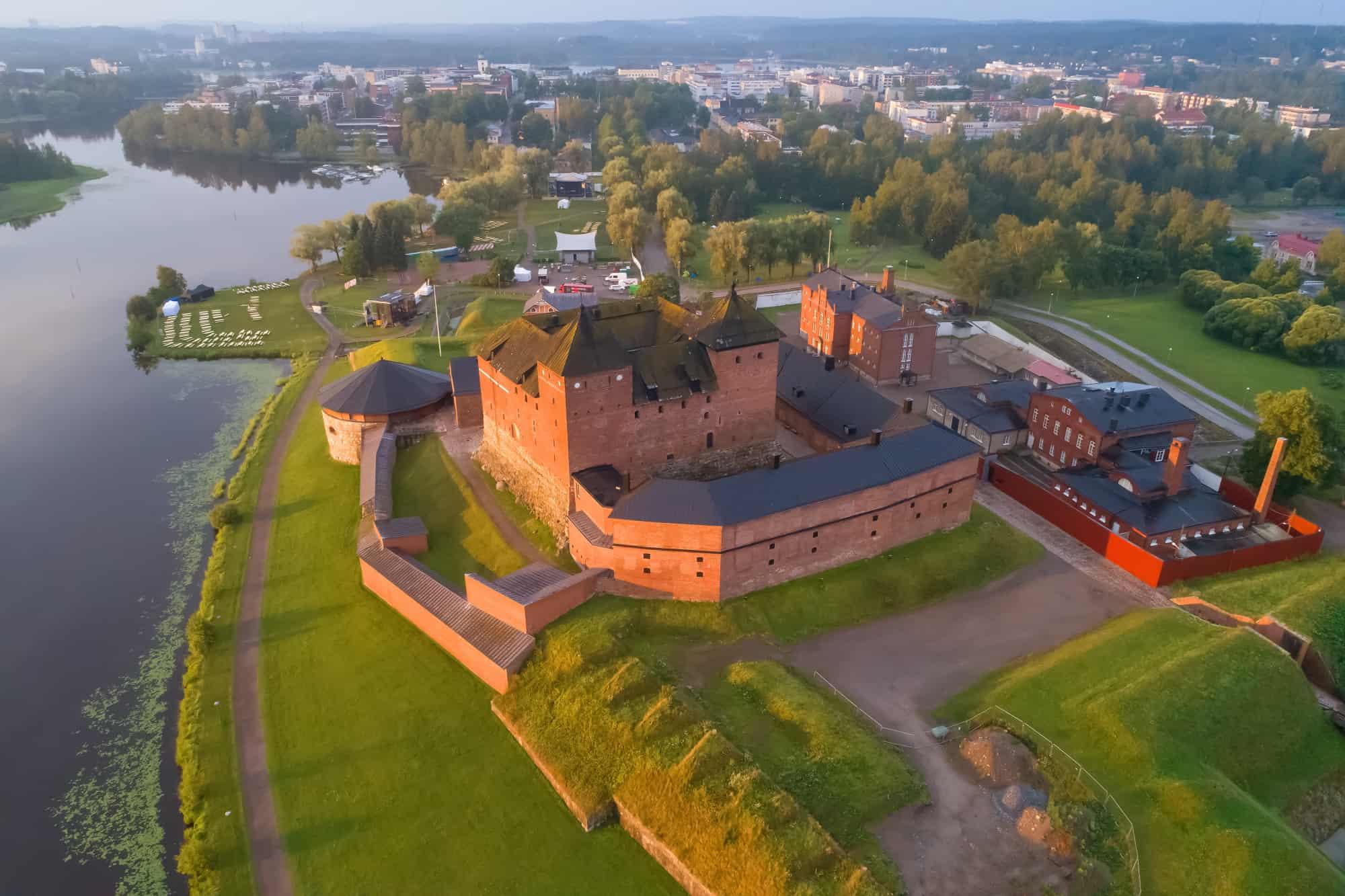 Hameenlinna Finland Day Trip from Helsinki