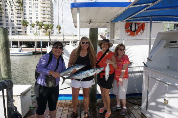 Fort Lauderdale Fishing - Catch of the day