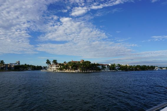 Fort Lauderdale Intercostal Waterway
