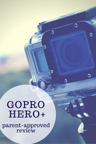 GOPRO HERO+ parent-approved review for family travel