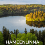 Finland with Kids: Hameenlinna 1