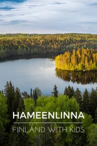 Finland with Kids: Hameenlinna 1