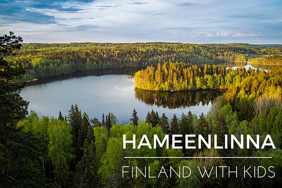 HAMEENLINNA FINLAND WITH KIDS