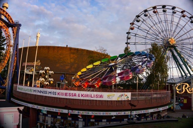 Linnemaki Theme Park
