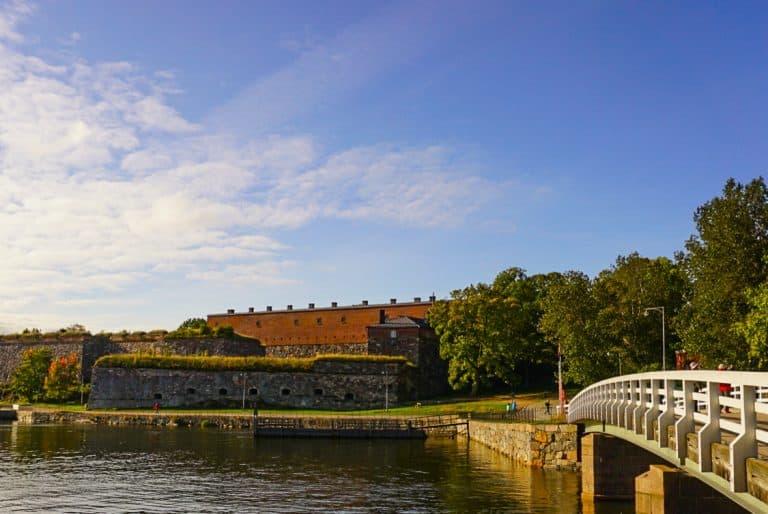 Suomenlinna Fortress Helsinki