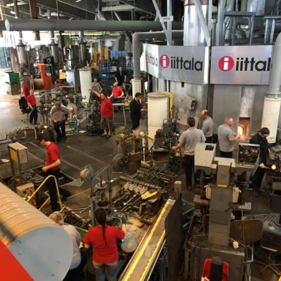 Iittala Factory