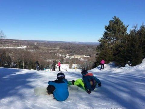 Pennsylvania's Camelback Mountain: Year-Round Family Fun