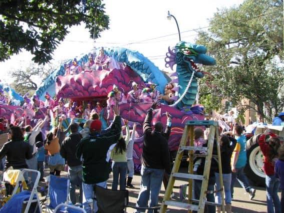 Kid-Friendly New Orleans Mardi Gras