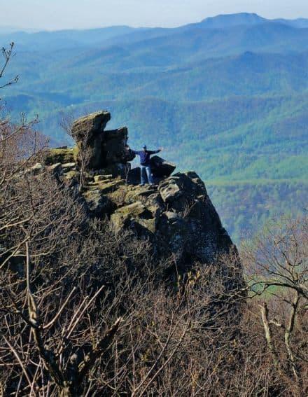 Marshalls Hike North District Shenandoah National Park