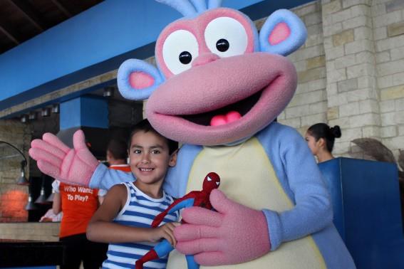 Nickelodeon Experience at Azul Hotels by Karisma Riviera Maya..