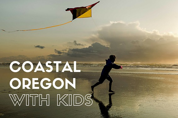 Oregon Coast with kids