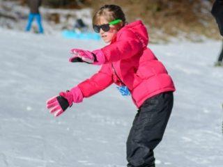 Snowboarding Beech Mountain Ski Resort