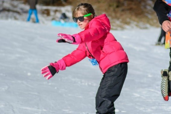 Winter Fun in Beech Mountain, NC