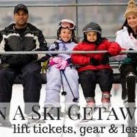 Win A Ski Getaway